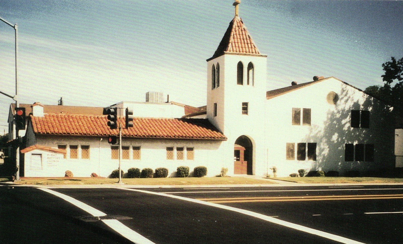 First Baptist Church North Sacramento church building