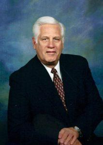 Reverend Jay Stevans